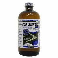 Humco Cod Liver Oil 16 oz 0635-16 - 1 Each