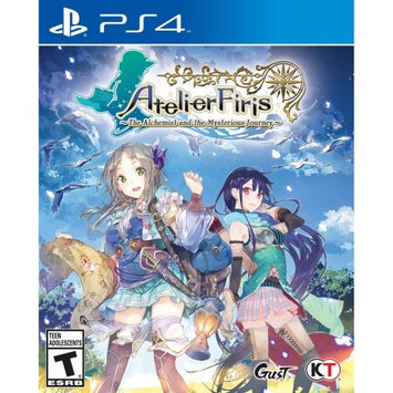 Koei Tecmo America Corpo Atelier Firis: The Alchemist And The Mysterious Journey Playstation 4 [PS4]