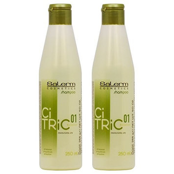 Salerm CiTric Balance Shampoo 9oz