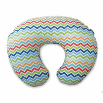 Nursing Pillow and Positioner, Colorful Chevron, Machine Washable By Boppy