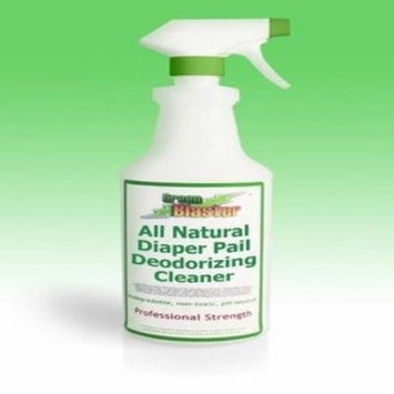 Green Blaster Products GBDPOD16S All Natural Diaper Pail Deodorizing Cleaner 16oz Sprayer