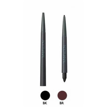 Pola Muselle Nocturnal Eyeliner Pencil / Brown (pencil holder & refill)
