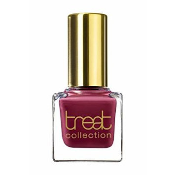 treat collection - Vegan / 5 Free Nail Polish STATEMENT (Rich Merlot Shade of Burgundy Red)