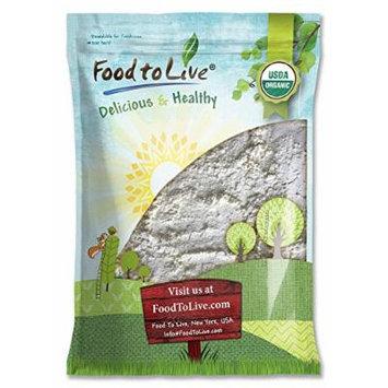 Organic Garlic Powder — Non-GMO, Raw, Dried, Bulk (by Food to Live) 10 Pounds