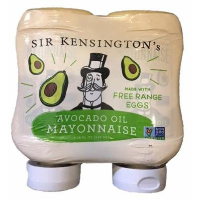 Sir Kensingtons Squeezable Avocado Oil Mayonnaise 18oz, Pack of 2