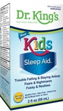 Sleep Aid - Kids Dr King Natural Medicine 2 fl oz (59 mL) Liquid