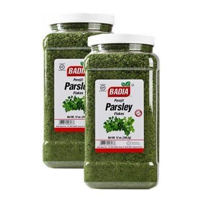 Badia Parsley Flakes 12 oz Pack of 2