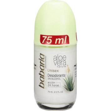 Babaria Naturals Aloe Vera 24hr Roll-on Deodorant 75ml (One Colour) (75ml)