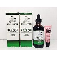 Kleravitex Dropper Anti-hair Loss 4 Oz Pack of 2