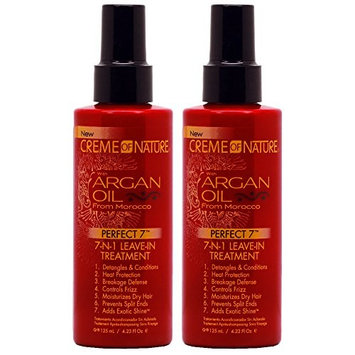 Creme of Nature Argan Oil Perfect 7-in-1 Leave-in Treatment 4.23oz