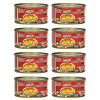 Maesri Thai Red Curry Paste - 4 oz (Pack of 8)