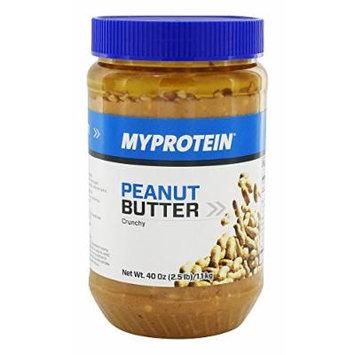 MyProtein - Peanut Butter Crunchy - 40 oz.