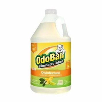 OdoBan Citrus Odor Eliminator and Disinfectant Multi-Purpose Cleaner Concentrate (1 Gal)
