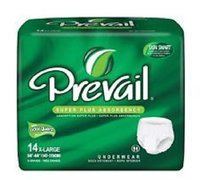 Firstqualityproducts Prevail PVS-514 Super Plus Underwear-Extra Large-56/Case