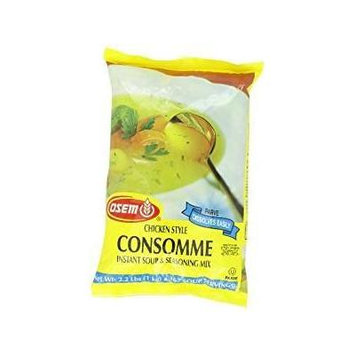 Osem Chicken Style Consomme Instant Soup & Seasoning Mix 35.2 Oz. Pk Of 3.