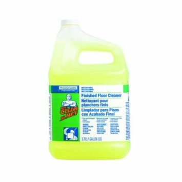 Proctor & Gamble P&G Mr. Clean Finished Floor Cleaner, Gallons, 3 Per Case