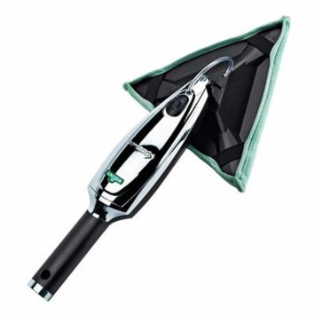 Unger Stingray Handheld Indoor Cleaning Kit w/ Triangular Pad and Glass Cleaner, 1 Each