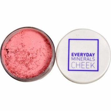 Everyday Minerals Blush Fresh Rose Blossom -- 0.17 oz (pack of 4)