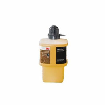3M Twist 'n Fill 25H HB Quat Disinfectant Cleaner 2 Lliter Bottle, 1 Bottle
