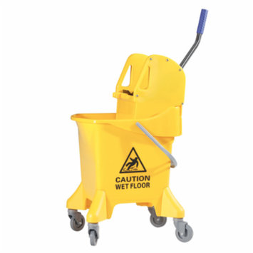 Mop Bucket with Wringer Down press 8 Gallons AF08-088