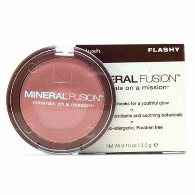 Mineral Fusion Blush Flashy -- 0.1 oz (pack of 1)
