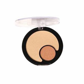 Womens 2 in 1 Flawless Bronzer & Highlight Flawless Glow Compact 309