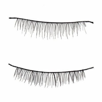 10 Pair Women Party Curly False Eyelashes Make Up Facial Cosmetic Black On Promotion