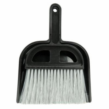 Detailer's Choice Broom and Dust Pan