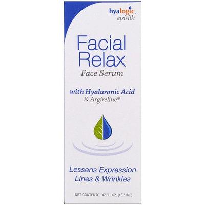Hyalogic LLC, Facial Relax Face Serum, .47 fl oz (13.5 ml)
