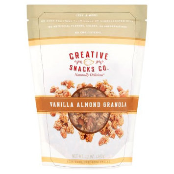 Creative Snacks Co. Vanilla Almond Granola, 12 oz