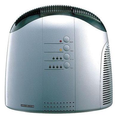 DAYTON 2HPD4 Portable Air Cleaner, HEPA,11/25/43 CFM