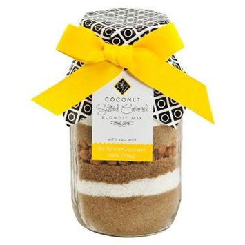 Crisp & Colorful Coconut Salted Caramel Blondie Mix 24 oz