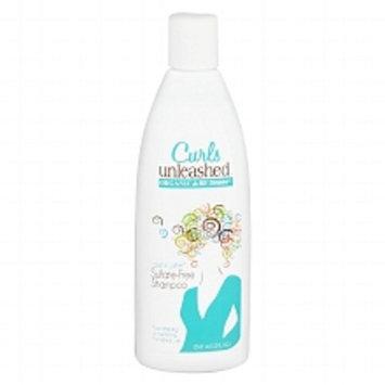 Curls Unleashed Lavish in Lather Sulfate-Free Shampoo 12.0oz.