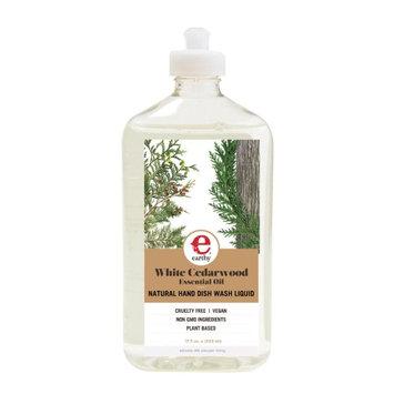 Earthy - Clean Dishes Natural Hand Dish Wash Liquid White Cedarwood - 17 oz.