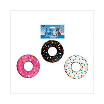 Tiny Tails Donuts Assorted Colors