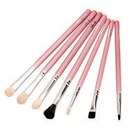 Globeagle 7pcs Eye Makeup Brushes Set Powder Eyeshadow Eyeliner Brush