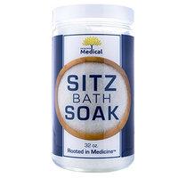 Sitz Bath Soak by Principia Medical - Postpartum & Hemorrhoid Relief - Natural & Organic Ingredients, Rooted in Medicine! Epsom Salt, Dead Sea Salt, Lavender, Essential Oils & much more!
