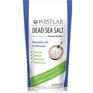 Westlab Premium Quality Dead Sea Salt, 2.2 lb