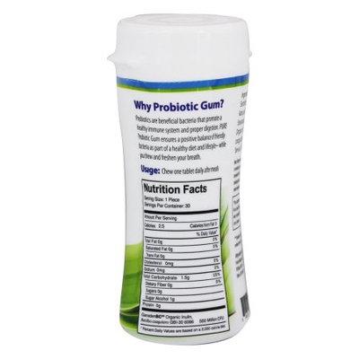 Pure Probiotic Chewing Gum, 30 Ct