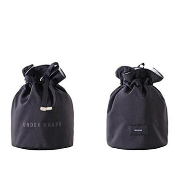 DZT1968 FK&FK New Simple Cylindrical Type Cosmetic Debris Drawstring Pouch