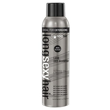 Sexy Hair LSH Luxe Dry Shampoo, Canadian Version, 5.1 Ounce