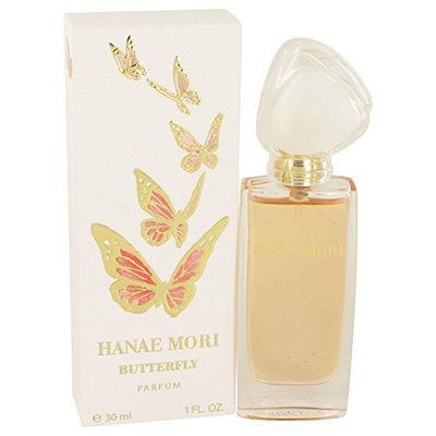 HANAE MORI Pink Butterfy Women Perfume Spray 1 oz