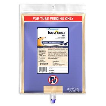 Isosource Tube Feeding Formula HN 1500 mL Bag Ready to Hang Adult EA/1