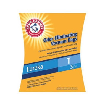 Arm & Hammer Odor Eliminating Vacuum Bags, Eureka T Vacuum