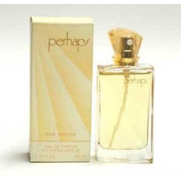 Perhaps By Bob Mackie For Women. Eau De Parfum Spray 3.4 Oz.