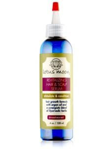 Revitalizing Hair and Scalp Serum 4oz by Lotus Moon