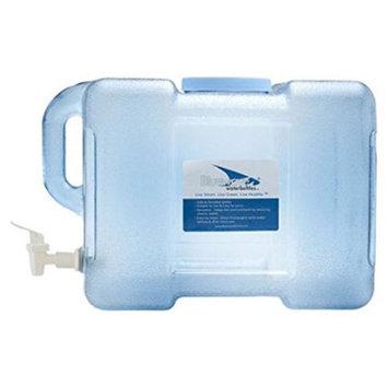 Bluewave Water Bottles Bluewave 3 Gallon BPA Free Reusable Portable Refrigerator Bottle with Valve