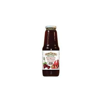 Smart Juice Pomegranate Tart Cherry Juice 33.8 Oz (Pack of 6) - Pack Of 6
