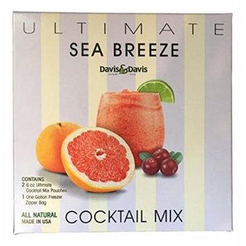 Davis & Davis Ultimate Cocktail Mix (Sea Breeze)