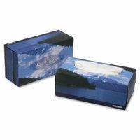 Skilcraft Facial Tissues, 2-Ply, 100/Box, 12 Boxes/PK, White - NSN7935425